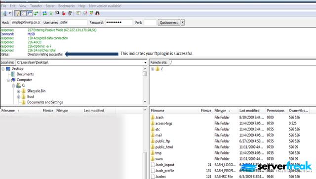How To CHMOD Using Filezilla - Knowledgebase - ServerFreak