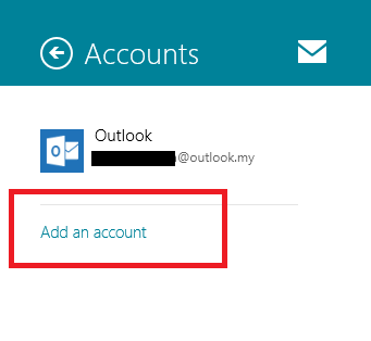how to set up my outlook account