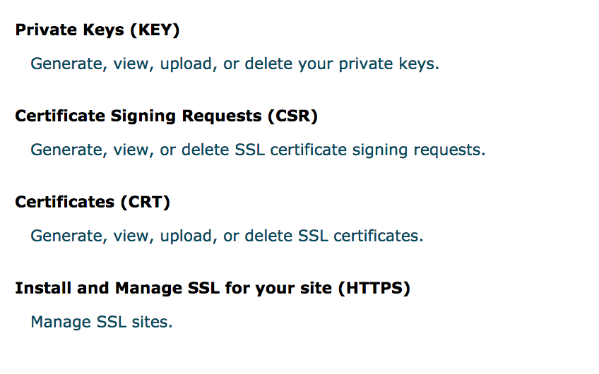 How To Setup Your Newly Purchased Ssl Cert Knowledgebase